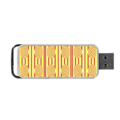 Pattern Factory 4181c Portable Usb Flash (one Side)