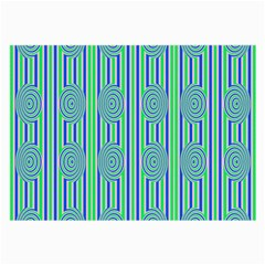 Pattern Factory 4181a Large Glasses Cloth (2 Side)