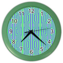 Pattern Factory 4181a Color Wall Clocks