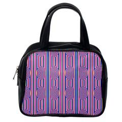 Pattern Factory 4181b Classic Handbags (one Side)