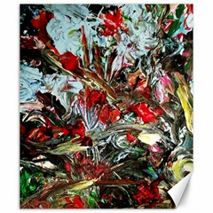 Eden Garden 11 Canvas 20  X 24