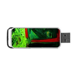 Abandoned Mine 4 Portable Usb Flash (one Side) by bestdesignintheworld