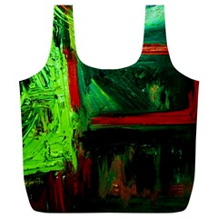 Abandoned Mine 4 Full Print Recycle Bags (l)