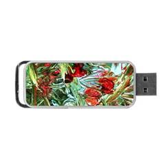Eden Garden 10 Portable Usb Flash (one Side) by bestdesignintheworld