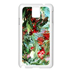 Eden Garden 10 Samsung Galaxy Note 3 N9005 Case (white)