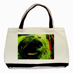 Abandoned Mine 3 Basic Tote Bag by bestdesignintheworld