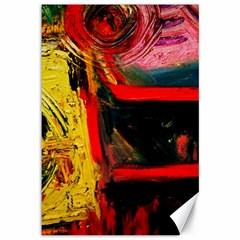 Abandoned Mine 2 Canvas 12  X 18