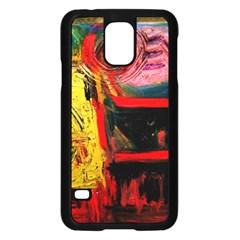 Abandoned Mine 2 Samsung Galaxy S5 Case (black)