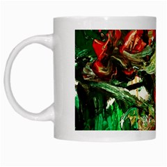 Eden Garden 8 White Mugs by bestdesignintheworld
