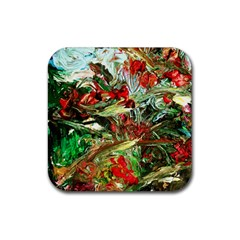 Eden Garden 8 Rubber Coaster (square)