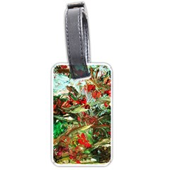 Eden Garden 8 Luggage Tags (two Sides)