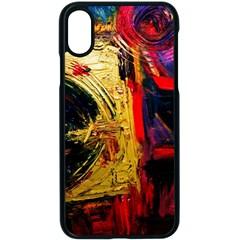 Abandoned Mine 1 Apple Iphone X Seamless Case (black) by bestdesignintheworld