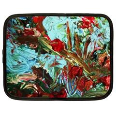 Eden Garden 7 Netbook Case (xxl)