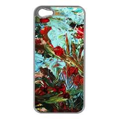 Eden Garden 7 Apple Iphone 5 Case (silver)