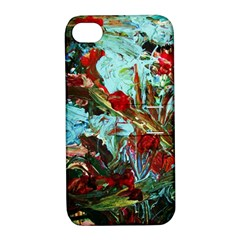 Eden Garden 7 Apple Iphone 4/4s Hardshell Case With Stand