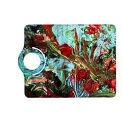 Eden Garden 7 Kindle Fire Hd (2013) Flip 360 Case by bestdesignintheworld