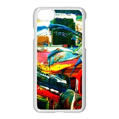 Aerobus Apple Iphone 8 Seamless Case (white)