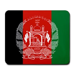 Flag Of Afghanistan Large Mousepads by abbeyz71