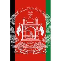 Flag Of Afghanistan 5 5  X 8 5  Notebooks by abbeyz71