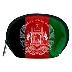 Flag Of Afghanistan Accessory Pouches (medium)