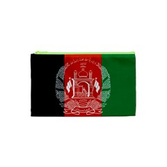 Flag Of Afghanistan Cosmetic Bag (xs) by abbeyz71