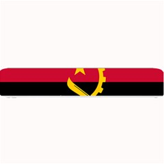Flag Of Angola Small Bar Mats