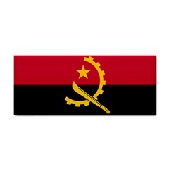 Flag Of Angola Cosmetic Storage Cases