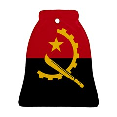 Flag Of Angola Ornament (bell)