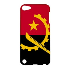 Flag Of Angola Apple Ipod Touch 5 Hardshell Case