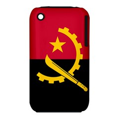 Flag Of Angola Iphone 3s/3gs by abbeyz71