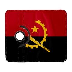 Flag Of Angola Galaxy S3 (flip/folio)