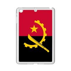 Flag Of Angola Ipad Mini 2 Enamel Coated Cases