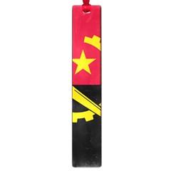 Flag Of Angola Large Book Marks