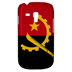 Flag Of Angola Galaxy S3 Mini