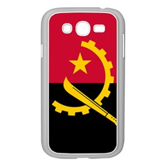 Flag Of Angola Samsung Galaxy Grand Duos I9082 Case (white)