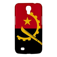 Flag Of Angola Samsung Galaxy Mega 6 3  I9200 Hardshell Case