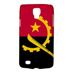 Flag Of Angola Galaxy S4 Active