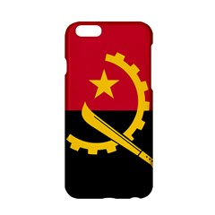 Flag Of Angola Apple Iphone 6/6s Hardshell Case