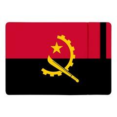 Flag Of Angola Apple Ipad Pro 10 5   Flip Case