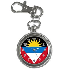 Flag Of Antigua & Barbuda Key Chain Watches by abbeyz71