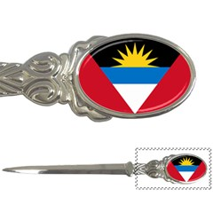 Flag Of Antigua & Barbuda Letter Openers