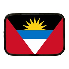 Flag Of Antigua & Barbuda Netbook Case (medium)