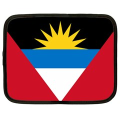 Flag Of Antigua & Barbuda Netbook Case (large)