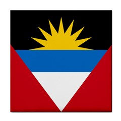 Flag Of Antigua & Barbuda Face Towel