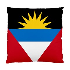 Flag Of Antigua & Barbuda Standard Cushion Case (two Sides)