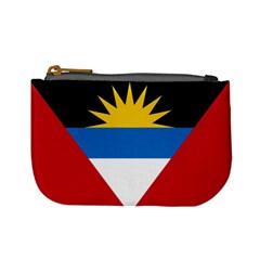 Flag Of Antigua & Barbuda Mini Coin Purses