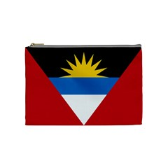 Flag Of Antigua & Barbuda Cosmetic Bag (medium)