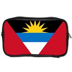 Flag Of Antigua & Barbuda Toiletries Bags