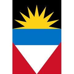 Flag Of Antigua & Barbuda 5 5  X 8 5  Notebooks
