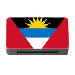 Flag Of Antigua & Barbuda Memory Card Reader With Cf